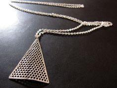 SALE - Sail necklace