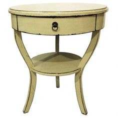 Mesa lateral reims - creme - Westwing.com.br - Tudo para uma casa com estilo