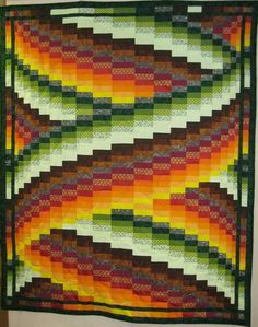 Bargello Quilt Patterns, Bargello Quilts, Needlepoint Patterns, Sewing Patterns, Quilting Projects, Quilting Designs, Sewing Projects, Patch Quilt, Quilt Blocks