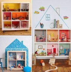 Hvordan lage dukkehus selv!