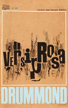Carlos Drummond de Andrade. Versiprosa (1967)
