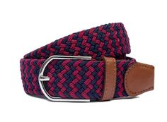 The Household, This Maroon and Navy Blue Zig Zag belt is not to be sniffed at. This majestic and stylish belt is a born leader. When wearing this handsome belt you will be transformed into one hell of a gentleman, but not a gentle man.   You will be unstoppable old chap. Try it. Zig Zag, Gentleman, Household, Navy Blue, Handsome, Belt, Stylish, How To Wear, Accessories
