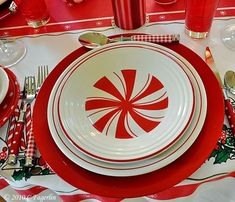 fiesta peppermint holiday - Google Search
