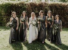 Hochzeitsshooting Bridemaids Brautjungfern Party Fotos, Amy, Bridesmaid Dresses, Wedding Dresses, Weddings, Fashion, Marriage Anniversary, Bridesmaids, Dress Wedding