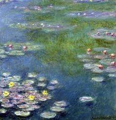 Monet_Waterlillies