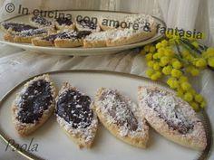 In Cucina Con Amore & Fantasia: Dolci barchette
