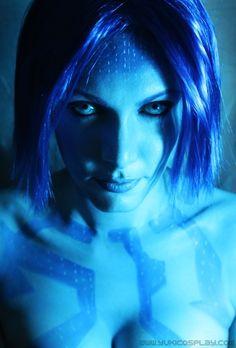 Cortana and edi halo mass effect animated hentai cgi-6255