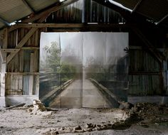 """atavus: """" Noemie Goudal - Les Amants 2009 """" I'd been thinking about posting these myself for aages, cause I saw the top and bottom pic in real life at the Saatchi Gallery and they were amazing. Contemporary Photography, Contemporary Art, Art Photography, Conceptual Photography, Photography Backgrounds, Conceptual Art, Creative Photography, Digital Photography, Amazing Photography"""