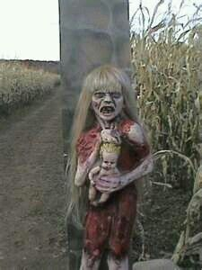 Working, who needs a baby sitter on the East Coast. Find a corn field & drop'em off. Our Children of the Corn.