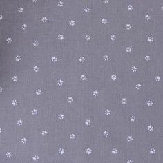 blanc avec gris étoiles 15 mm Tissu 100/% coton largeur 160 cm Belle Meilleure Qualité