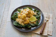 Cauliflower Korma – veggiesandme.com