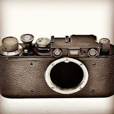 #throwbackthursday Leica IIIf, made in Germany circa 1951. #tbt