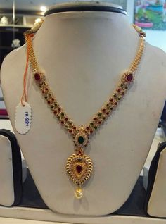 Gold Necklace Simple, Gold Jewelry Simple, Gold Rings Jewelry, Gold Jewellery Design, Coral Jewelry, Gold Necklaces, Beaded Jewelry, Necklace Designs, Siri