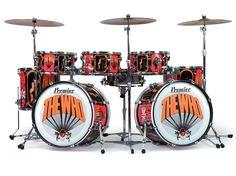 Premier Drum Sets | Premier-The-Who.JPG