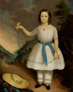 Attributed to Jefferson Gauntt American, (1806 - 1864)  Portrait of Sophia Josephine Dixon, circa 1850-1860  Memorial Art Gallery
