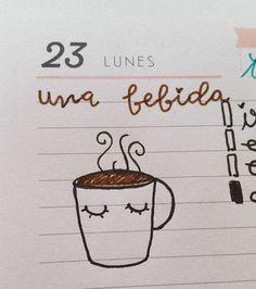 El primer #doodle de la semana del #retocreativo es dibujar una #bebida , pues es fácil y más para un lunes, mi favorita el café ☕😋 . . . #doodles #doodling #retodoodle #dibujos #handdrawn #draw #drawing #garabatos #debuxos #sketch #instadraw #instasketch #instadoodle #instaplanner #ink #instaink #myplanner #art #artsy #illustration #adoodleaday #hfdoodling #ordjdoodling #doodlechallenge #coffee #drink