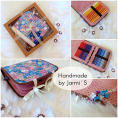 Pencil Boxes, Fabrics, Fairy, Hands, Handmade, Inspiration, Tejidos, Hand Made, Biblical Inspiration