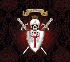 HD wallpaper: silver-colored skull and shield wallpaper, sake, sword, logo Good Knight, Knight Art, Templar Knight Tattoo, Knights Templar International, Knight Orders, Masonic Tattoos, Vikings, Knights Hospitaller, Crusader Knight