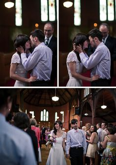 Sweet wedding ceremony - photo by For You Love Me