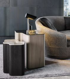 Christophe Delcourt for Minotti. Coffee Table Lou