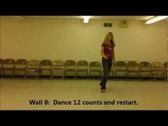 Hide Your Crazy- Dance Demo (Mama's Broken Heart)