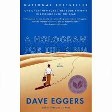 Hologram for the King by Dave Eggers will star Tom Hanks