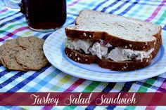 Mommy's Kitchen - Country Cooking & Family Friendly Recipes: Turkey Salad {Leftover Turkey Recipe}