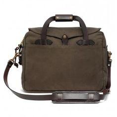 Filson original briefcase ottergreen  http://www.beaubags.nl/brands-we-like/filson