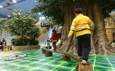 indoor playground Pudong