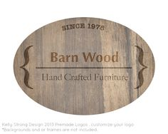 Barn Wood Historical Logo is unique as it uses different shades of the one colour to make up the logo, the shades are also shades of wood thus relating to their product. Line is used to create a hierachy as well as lead the viewers eye to the focal point