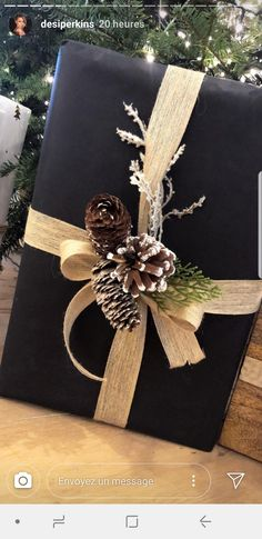 10 Yards Bronzing Musical Notes Christmas Ribbons Christmas Gift Wrapping Ribbon