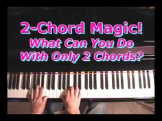 Things You Can Do With Just Two Chords