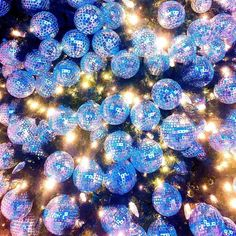 disco balls christmas ornaments