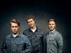 Mark, Howard, Gary