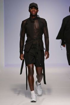 Tsepo Tsotetsi Spring-Summer 2018 | South Africa Menswear Week