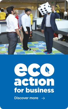 eco action games - environmental education, behaviour change & events for all ages and abilities