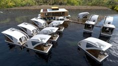 Salt and Water Floating Hotel