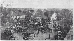 "First Monday Trade Day, Ripley, #Mississippi 1916  From ""Old Collierville"" on FB"