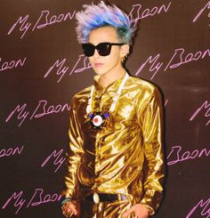 GD seriously I can't pull it off G Dragon Fashion, Kpop Hair, Gd And Top, Gangnam Style, Korean Star, Jiyong, Korean Fashion, Kpop Fashion, Fashion Colours