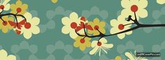 FREE facebook cover pic...Blossoms