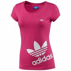adidas Trefoil Playful Tee  20 Sport Outfits d2829dbb4a