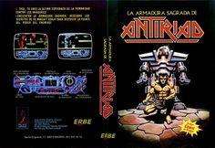Antiriad (1986) Amstrad