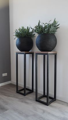House Plants Decor, Plant Decor, Living Room Designs, Living Room Decor, Decor Room, Wall Decor, Interior And Exterior, Interior Design, Steel Furniture