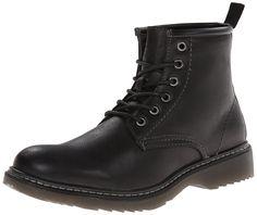GBX Men's Varet 13490 Boot, Black, 7 M US