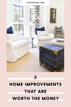 Are you looking for home improvement ideas? The Cost vs. Value report reveals the top remodeling projects that have the best return on…