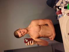 No muscle, gotta change that
