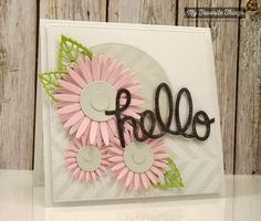 Hi there and welcome back to the April Release Countdown from My Favorite Things ! We are back today with more amazing stamps and Die-namics...