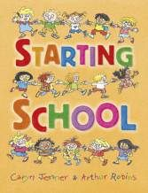 Books about Starting School - In The Playroom