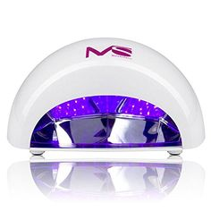 MelodySusie 12W LED Nail Dryer - Nail Lamp Curing LED Gel... Click through for more information on the product and price.