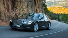 If it feels as if Bentley has delivered a barrage of new Continental models lately, it's because it has. Read on to learn more about the 2014 Bentley Flying Spur in this first look brought to you by the automotive experts at Automobile Magazine. Bentley Continental, Gq, Auto Volkswagen, New Bentley, Bentley Speed, Die Queen, Bentley Flying Spur, Bentley Motors, Geneva Motor Show